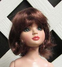 "Doll Wig, Monique ""Hannah"" Sz 6/7 in Chestnut Brown"