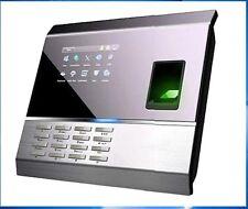 Software y hardware del sistema español de asistencia de huellas dactilares