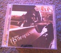 Scarub A New Perspective Underground Hip Hop CD sealed NEW