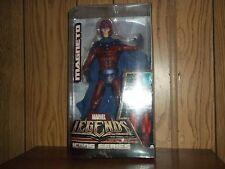 "Hasbro Marvel Legends Icons series Magneto 12"" action figure MOC 2007"