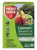SBM Lizetan Raupen- & Zünslerfrei Protect Home 10g (~ 200m²) gg Buchsbaumzünsler