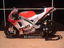 1:12 15 #04 Andrea Dovizioso Modello Diecast DUCATI Desmosedici MotoGP #dovi