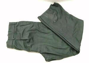 Ex PSNI Norther Ireland Seamed Trousers Green Uniform Patrol Duty Film Grade 2
