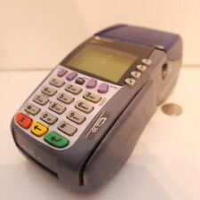 New ListingVerifone Omni 3750 Credit Card Terminal Reader Swiper !