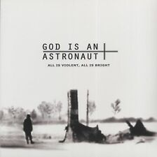 SEALED NEW LP God Is An Astronaut - All Is Violent, All Is Bright