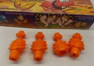 Splat Board Game Replacement Part Plastic Splatter Bug Makers Milton Bradley