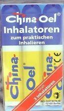 China Oel Inhalatoren 3St  PZN 08763022 Taschen-Inhalator Minzöl - A