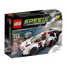LEGO SPEED CHAMPIONS-75872-Audi R18 Quatro-Retired Product-New in Sealed Box!