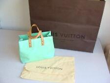 Authentic LOUIS VUITTON Vernis Mint Green Patent Leather
