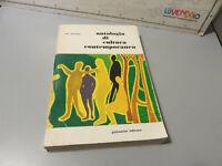 Antologia Por Cultura Contemporanea Ugo Piscopo Palumbo Editorial 1970