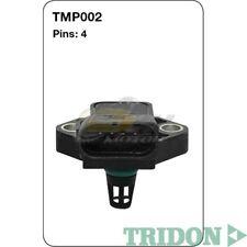TRIDON MAP SENSORS FOR Audi A5 8T 3.0 TDi V6 02/12-3.0L CCWA 24V Diesel