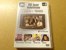DVD / 50 JAAR TELEVISIE - DEEL 5 1990-1999