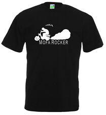 MOFA-ROCKER | Marken T-Shirt | Moped | Motorrad | Roller | Mokick       181-0-