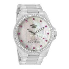 Juicy Couture Stella Series Ladies MOP Dial Crystal Quartz Watch 1901008