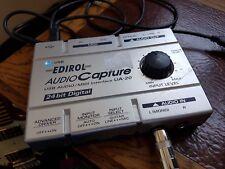 Edirol UA-20 ACQUISIZIONE USB/MIDI interfaccia audio digitale a 24 Bit