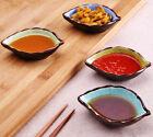 Seasoning Dish Dinnerware Set Appetizer Plate Chinese Calving Glaze Ceramic Dish