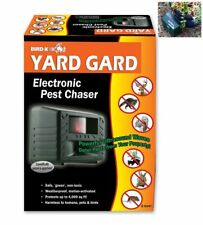 Squirrel Repellent Raccoon Possum Pest Electronic Birds Yard Rats Dogs Cats Fox