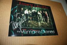 "TORREY DEVITTO SIGNED 8x10 Photo PRETTY LITTLE LIARS & ""VAMPIRE DIARIES"" POSE 6"
