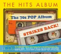 Varios - The Hits Álbum : The 70s Pop Álbum Strikes Back! Nuevo CD