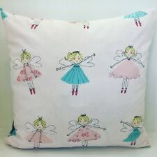Pink Fairies Cushion Cover,bed Pillows, Scatter Cushions
