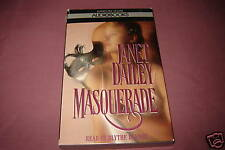 Masquerade by Janet Dailey (1990) book on tape audio