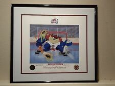 Colorado Avalanche - Devil of a Save - Limited Edition Serigraph