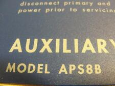 EST / IRC-3 APS8-B AUXILLIARY POWER SUPPLY