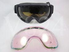 DRAGON Snow Goggle ROGUE K ECO Coal / Jet +Pink Ion Bonus Lens 722-2890