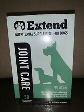 Extend Joint Care for Dogs 1 Month Supply Glucosamine MSM&Ascorbic Acid 30 Packs