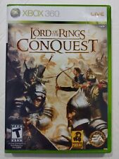 The Lord of the Rings: Conquest (Microsoft Xbox 360, 2009) videogame tested!
