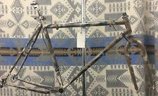 "Univega Alpina s505 Vintage MTB Bike Frame 22"" X-Large 650B Camo Paint Charity!"