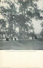 """On The Avenue"" Near The Pump House, Menlo Park, Perkasie, Pennsylvania PA"