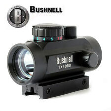 100% New Bushnell 1x40RD Holographic Red Dot Sight Rifle Scope For 11mm/20mm New