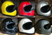 Japan TT&CO Cool New Style Catfish Mouth Helmet Motorcycle Vintage Full Face EPS