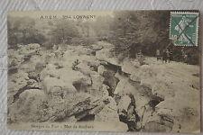 """CPA """" LOVAGNY - Gorges du Fier - Mer de Rochers"""