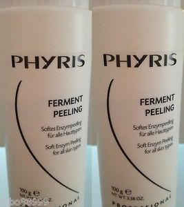 Phyris Ferment Peeling 100 ml - Pro Size - Effective peeling with papaya enzyme