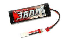 Robitronic Batteria 3600Mah 7,2v ideale per rotostart ez-start - Tamiya Deans