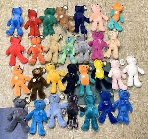 Original State Quarter Bears Timeless States Bears Toys Lot Of 29