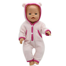 1set Doll Clothes Wear for 43cm Baby Born zapf (only sell clothes ) MG-239