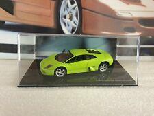 ixo / altaya -  LAMBORGHINI MURCIELAGO - GREEN - 1/43 SCALE MODEL CAR