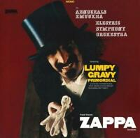 LP-FRANK ZAPPA - LUMPY GRAVY: PRIMORDIAL-TRANSLUCE NEW VINYL RECORD