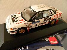 Vanguards Corgi VA11804 Subaru Legacy RS Manx Rally 1993 Burns and Reid