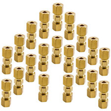 20x Bremsleitungsverbinder für Bremsleitung 4,75mm bördelfreie Schnellverbinder