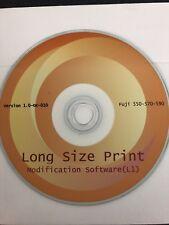 Fuji Frontier 550 570 590 Longer Print Sofware Long Length