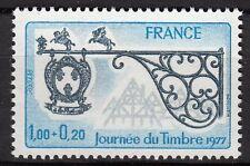 FRANCE TIMBRE NEUF  N° 1927 **  ENSEIGNE DU RELAIS DE POSTE  A MARCKOLSHEIM