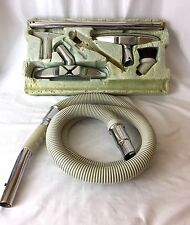 Vtg TriStar, Electra Cyclonic Canister Vacuum Accessories Attachments Tools Hose