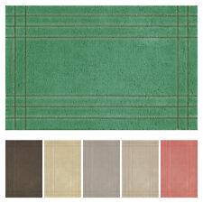 Olivo.shop - DUNA, Tappeto lavorato a mano da bagno in 100% cotone naturale