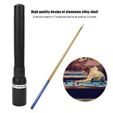 Telescopic Pool Cue Extension Stick Extreme Extender For Billiards Snooker New