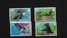 BRITISH VIRGIN ISLANDS SG1278/81, 2014 ENDANGERED SPECIES MNH