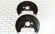 Rear Brake Disc Shields for Audi A3 & TT 1J0615611D New